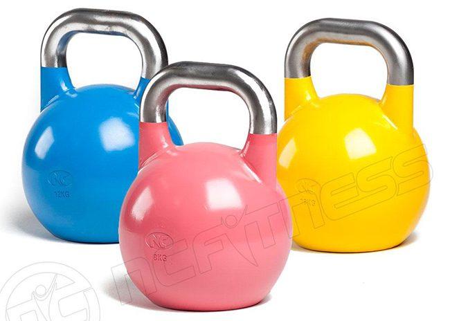 Pembekal Peralatan Gym di Selangor Dan Kuala Lumpur seperti Kettlebells