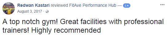 testimonial fitave performance ave