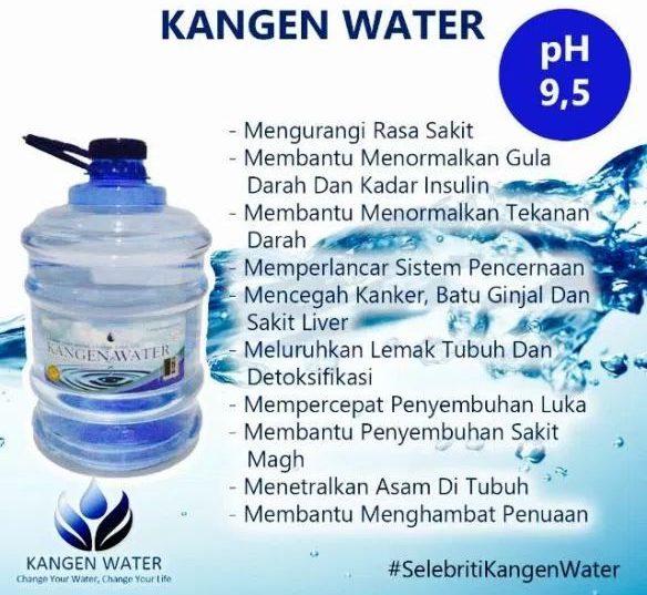 promosi mesin kangen water murah
