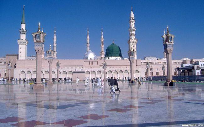 umrah ke masjid nabawi