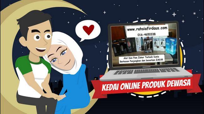 Kedai Online Produk Dewasa murah