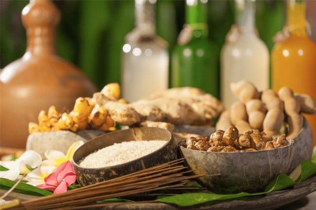 herba untuk kesihatan selepas bersalin