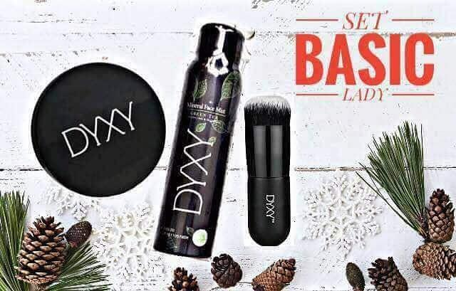 basic set dyxy cosmetics