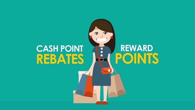 rebate dan reward platform online