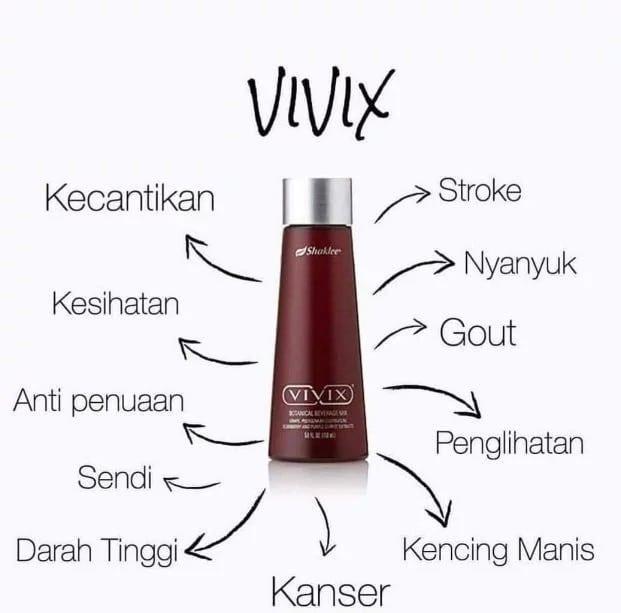 kebaikan vivix