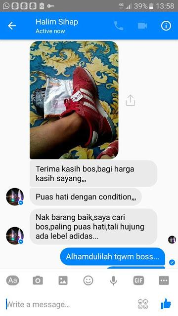 testimoni pelanggan pirates bundle