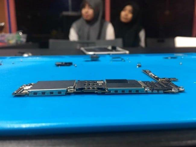 pelanggan repair motherboard kajang