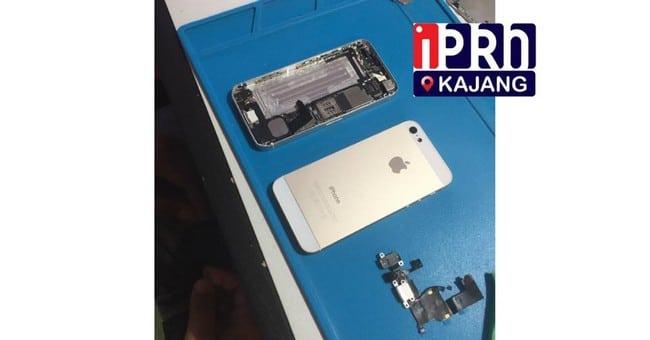 perkhidmatan motherboard iphone kajang