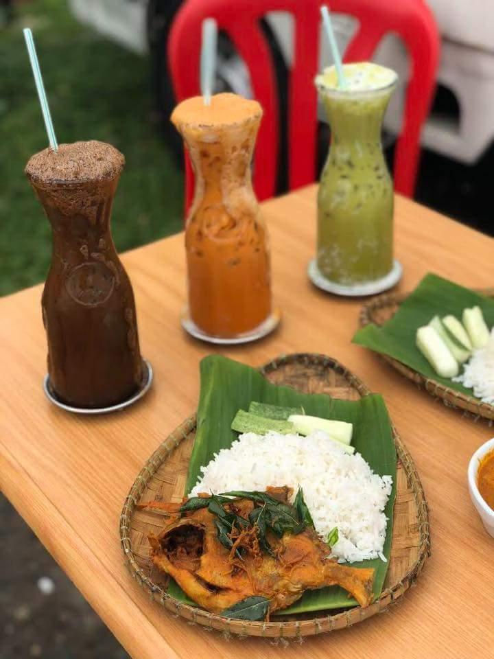 Mahu Nasi Kukus Ayam Kampung Terbaik di Kuala Lumpur