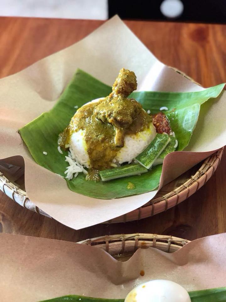 Mencari Nasi Kukus Ayam Kampung Terbaik di Kuala Lumpur