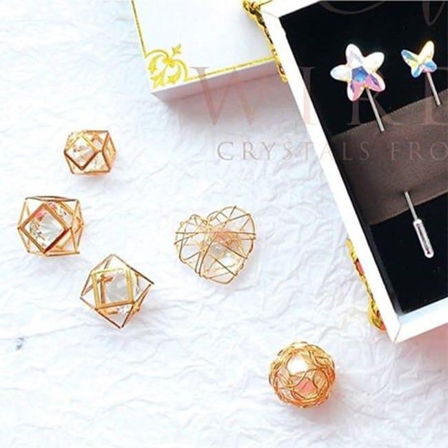 Mencari Swarovski & Wirdora Crystal untuk Tudung Atau Doorgift