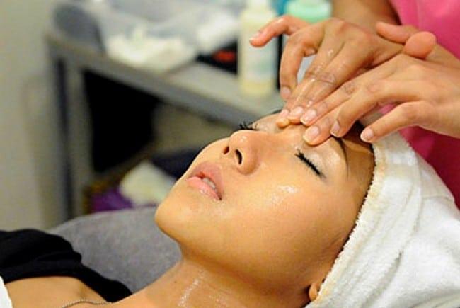 servis facial mobile spa murah di selangor