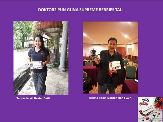 testimoni jus berries supreme