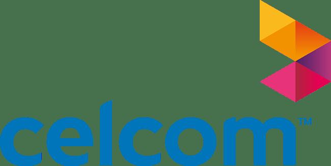Telco Celcom Logo