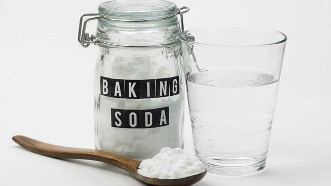 baking soda hilangkan bau tuala