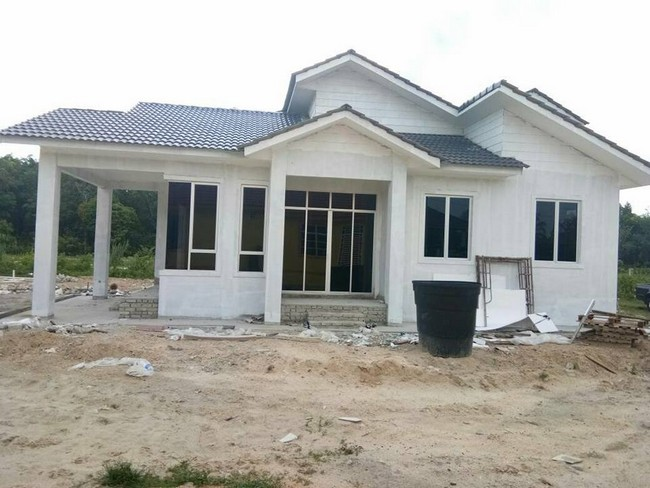 bina rumah tanah sendiri kelantan