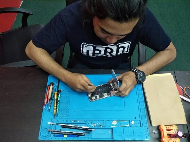 tempat repair iphone murah di kuala lumpur