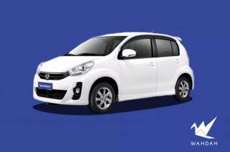 myvi manual car rental penang