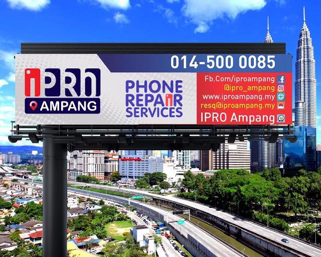 ipro repair iphone pantas ampang