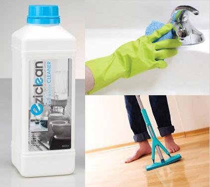 eziclean pencuci lantai dan tandas