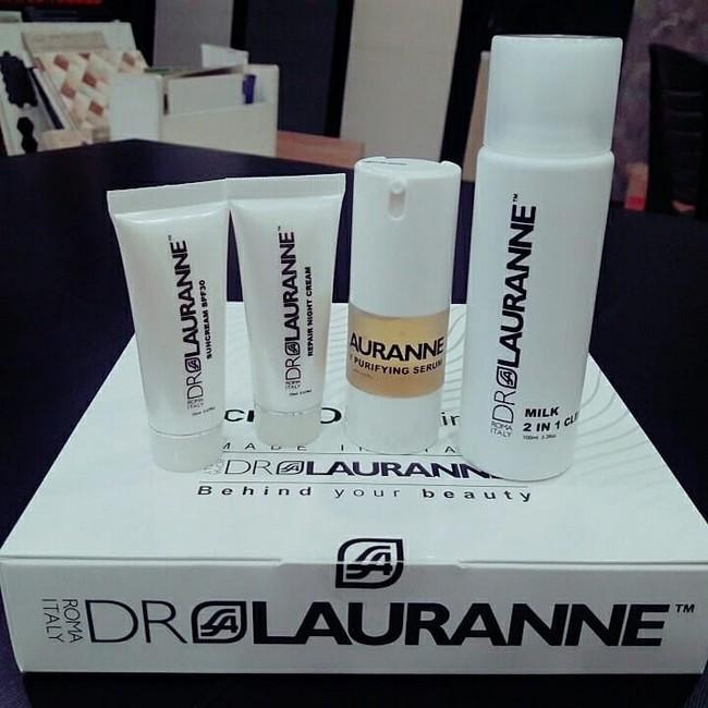 sun cream by dr lauranne
