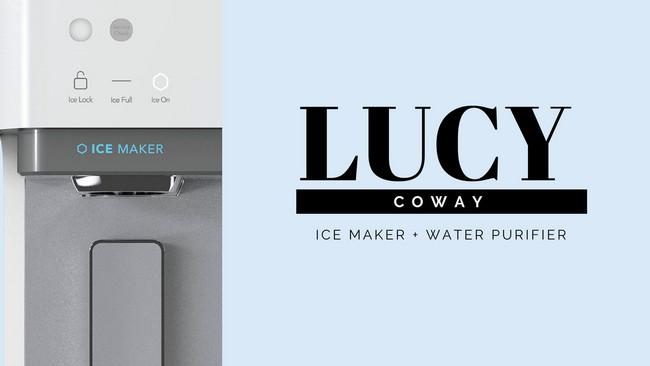 lucy ice maker dari coway