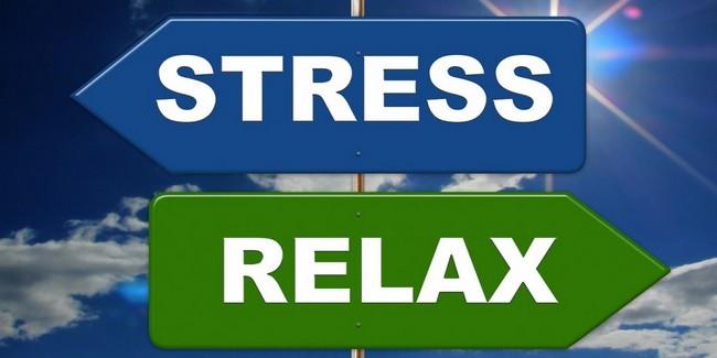 hindari tekanan dan stress