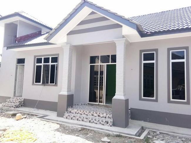 bina rumah banglo di kelantan pada harga yang murah 3