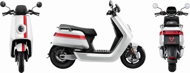 skuter elektrik di pulau pinang