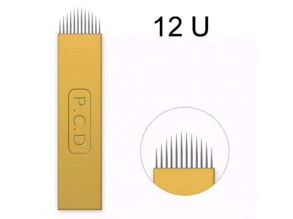 Linkovací sterilní jehla čepel 12U - 0,18 mm - 1 ks