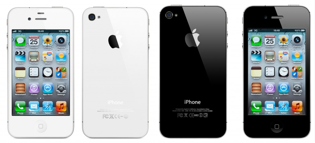 Kuviot iPhone 4: lle