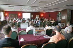Well-attended workshop at the PROFIBUS Conference