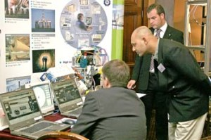 Getting hands-on at the PROFIBUS Exhibition
