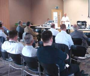 Lots to learn at the PROFIBUS & PROFINET seminar