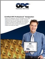 Certified OPC Professional Designation