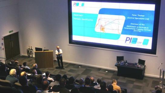 PROFINET network acceptance testing presentation