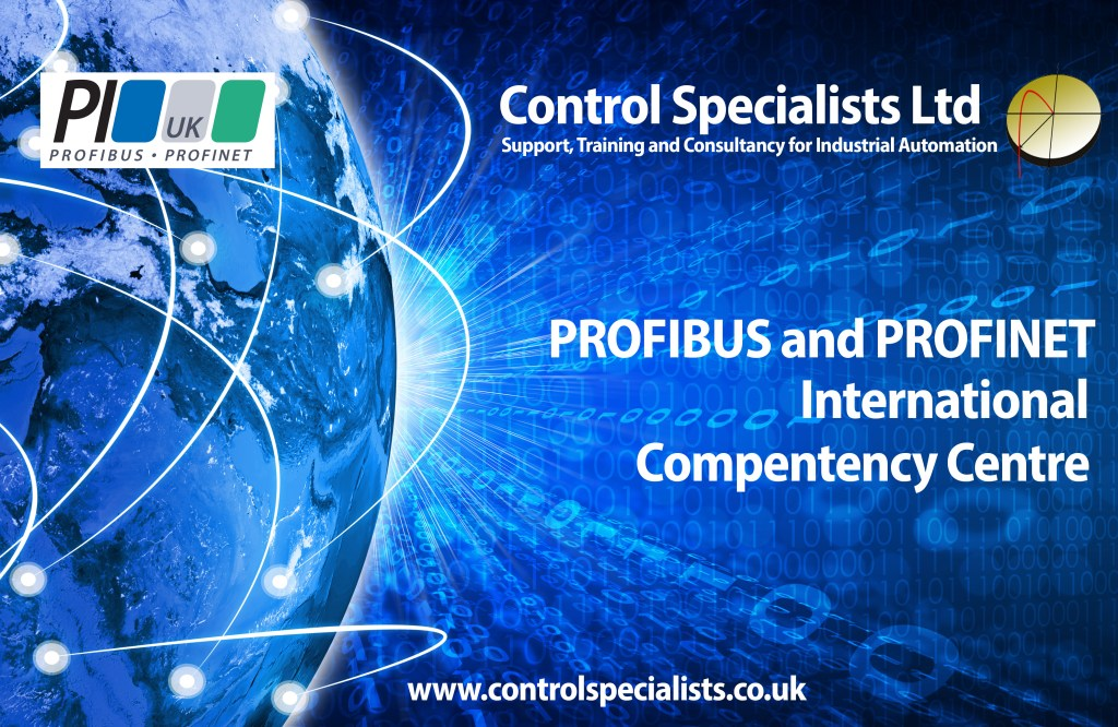 Control Specialists appointed as a PROFIBUS and PROFINET International Competency Centre (PICC)