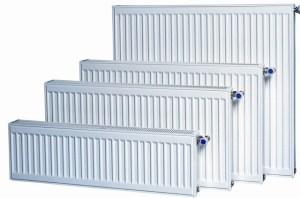 Радиатор стальной Thermo Alliance 22K 500 (бок)