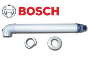 Коаксиальный горизонтальный комплект, Ø60/100 мм AZ 389