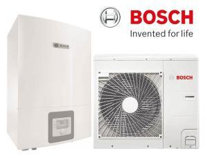 Тепловой насос «воздух-вода» Bosch Compress 3000 AWBS 6 сплит система