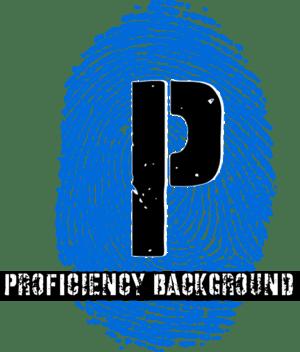 Proficiency Background Service