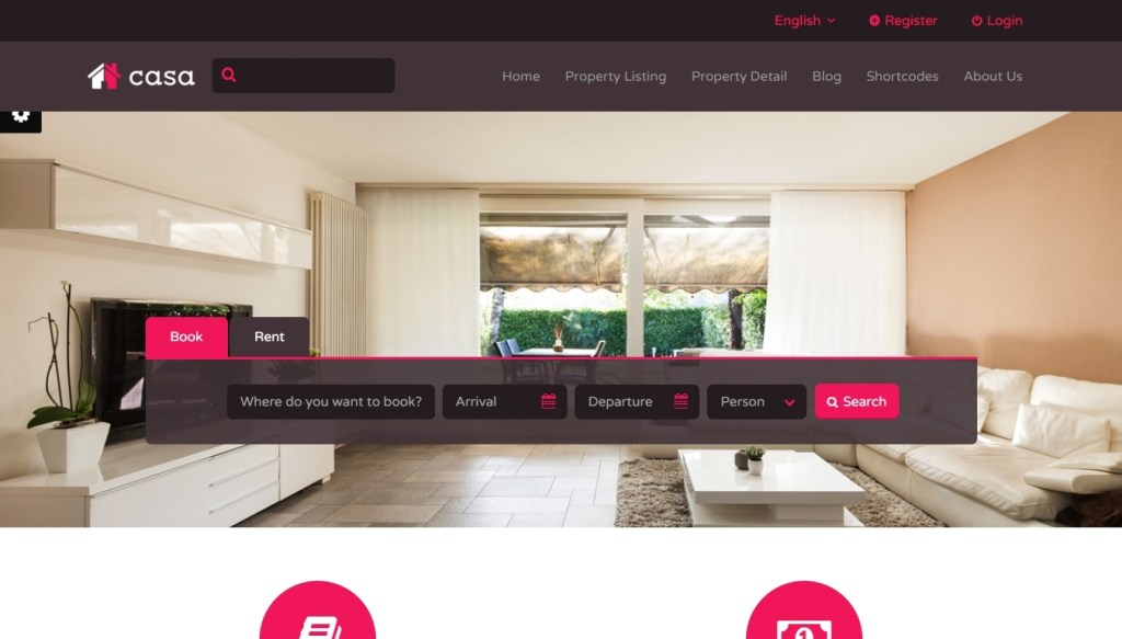 Real Estate WordPress Theme -2015