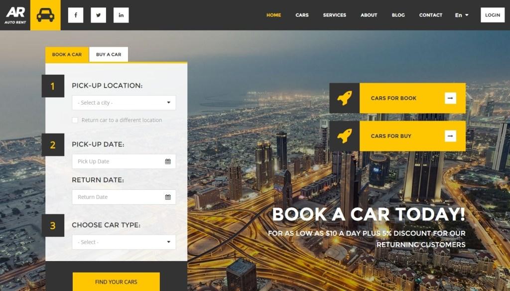 Wordpress themes for car dealership, car repair, auto-salon and car rental services -2015-jul-20-233