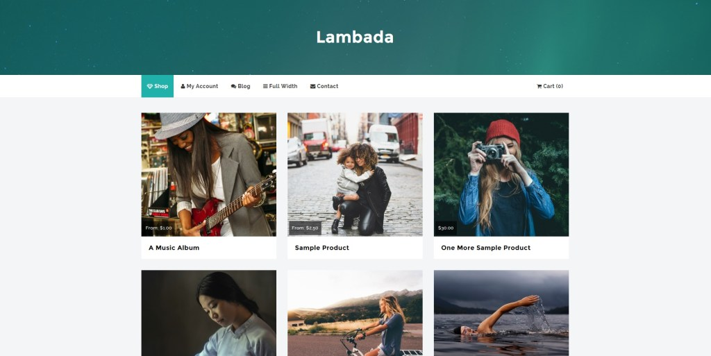 Best Free Worpdress Themes for Selling Digital Products