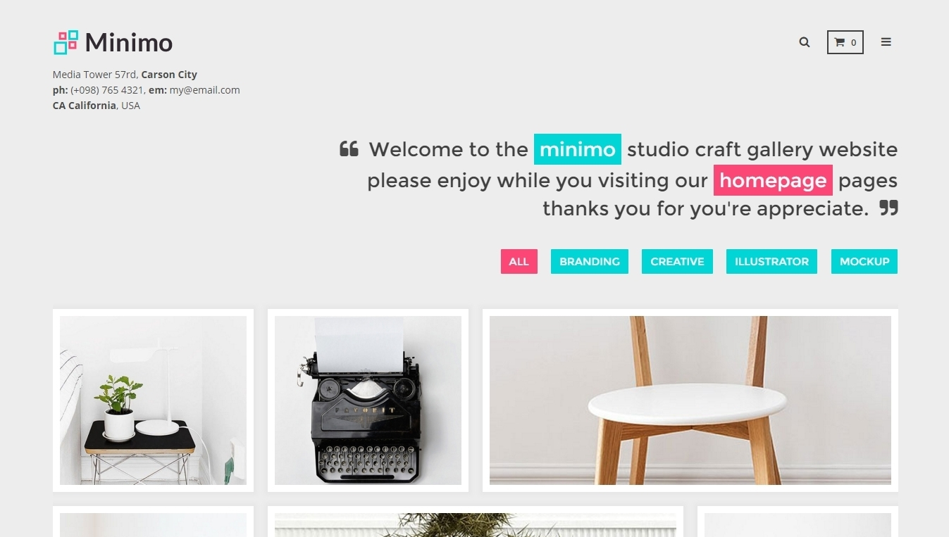 Best WordPress Portfolio Themes 2016