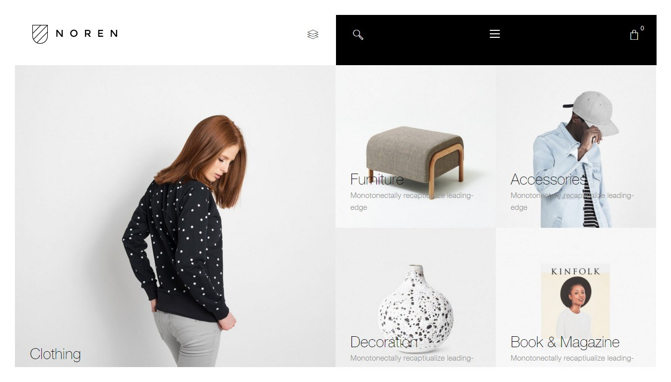 WordPress WooCommerce Themes for e-Commerce