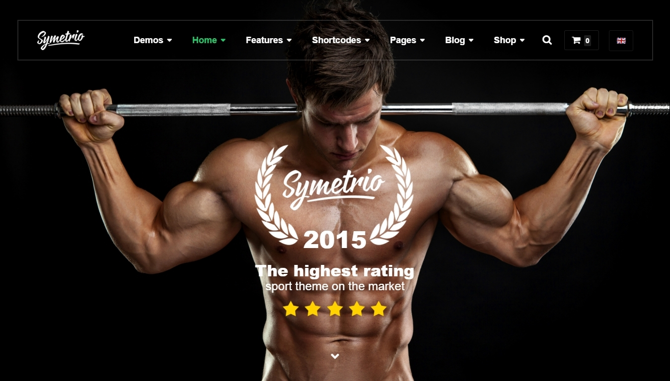 sport wordpress themes
