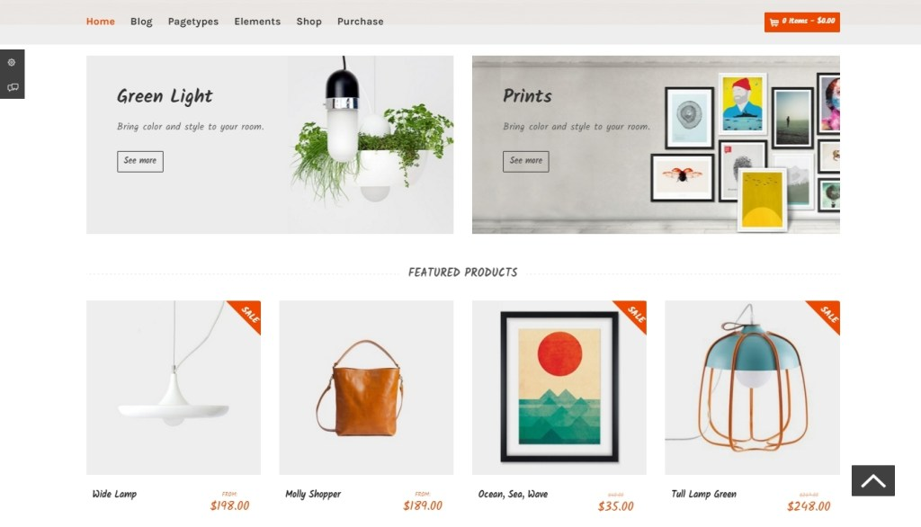 5 proven WooCommerce shop themes 2016 5