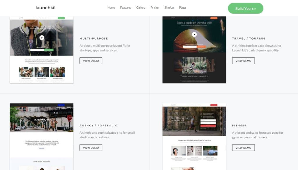 beautiful best one page wordpress theme of 2016