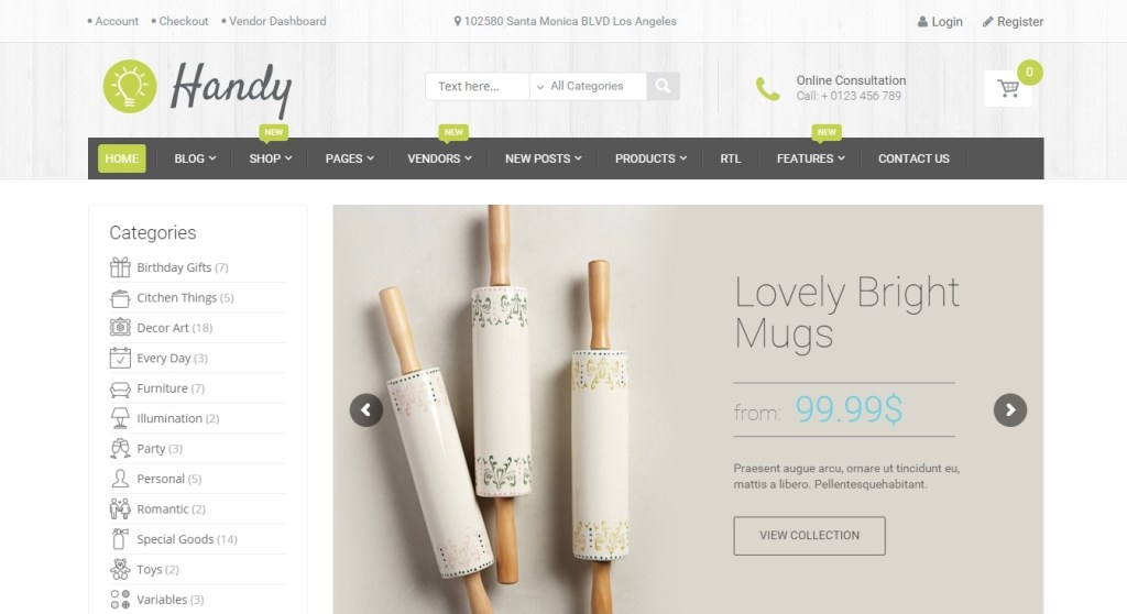 best place to buy WordPress themes for online store 2